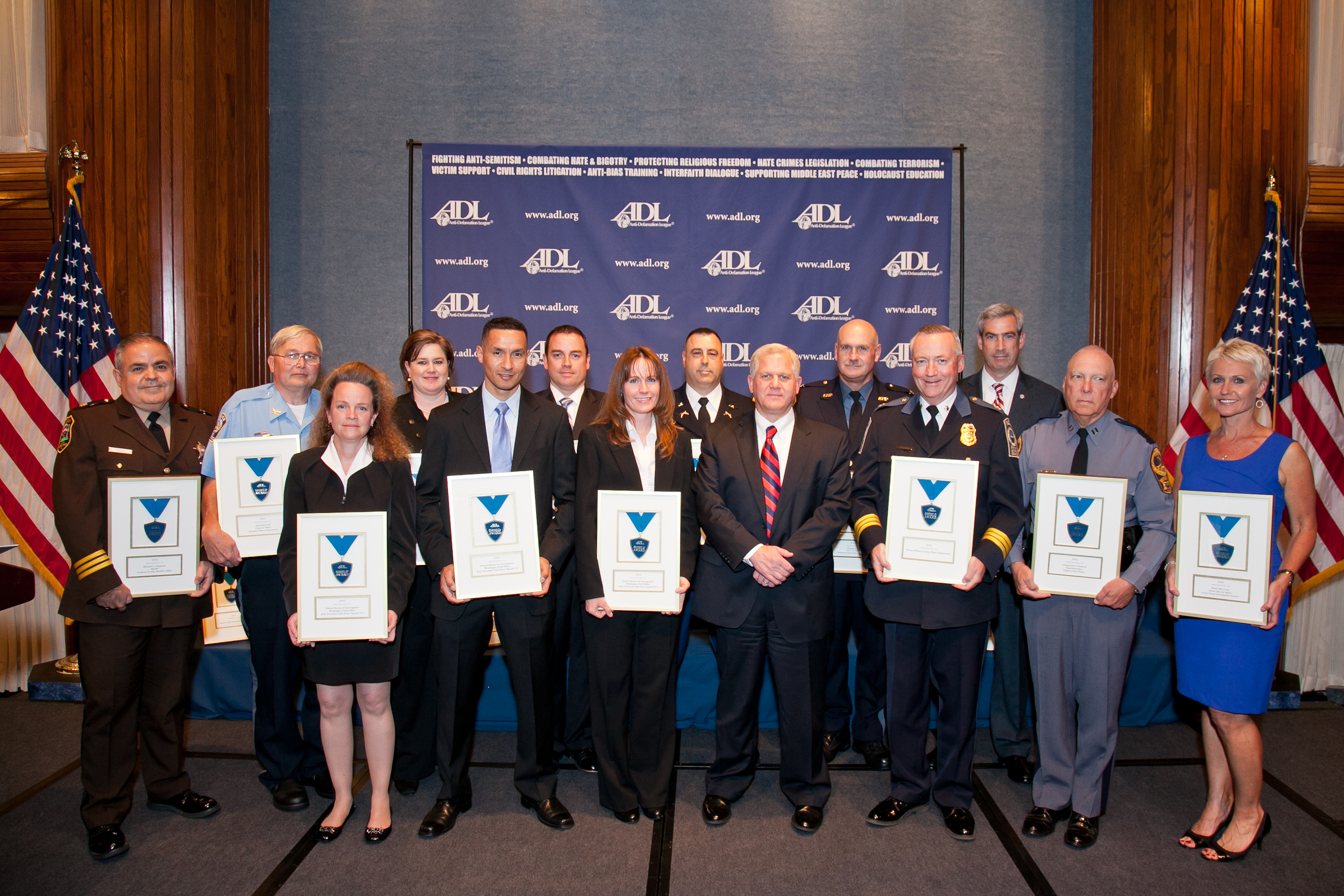 Anti-Defamation League | SHIELD Awards | Washington, D C